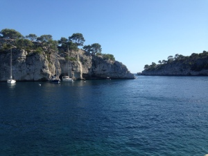 One of the Calanques