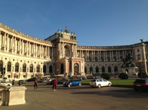 The Austrian National Library.