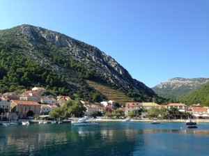Arriving in Trstenik