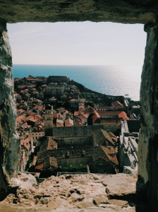 Looking over King's Landing!