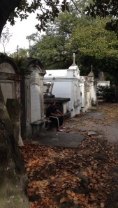 Lafayette Cemetery #1in the Garden District