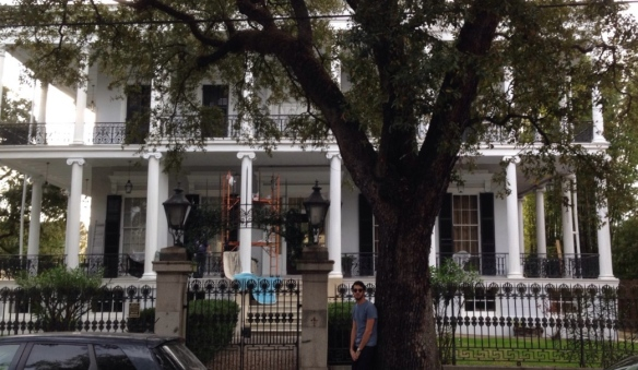 Miss Robichaux's Academy from Coven