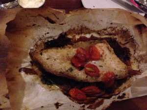 Fish in a Bag at Borgne