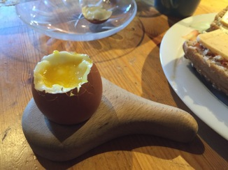 Including how to make the perfect soft-boiled egg!